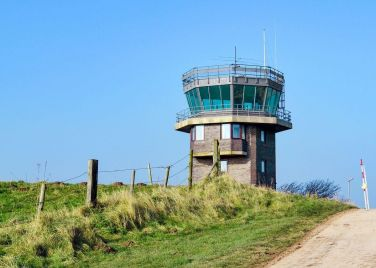 RAF Wainfleet - The Tower