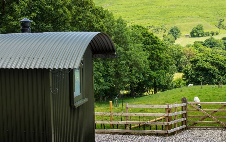 Farm sweet farm: introducing Host Unusual's Sumptuous Shepherds' Huts and Luxurious Living Vans!
