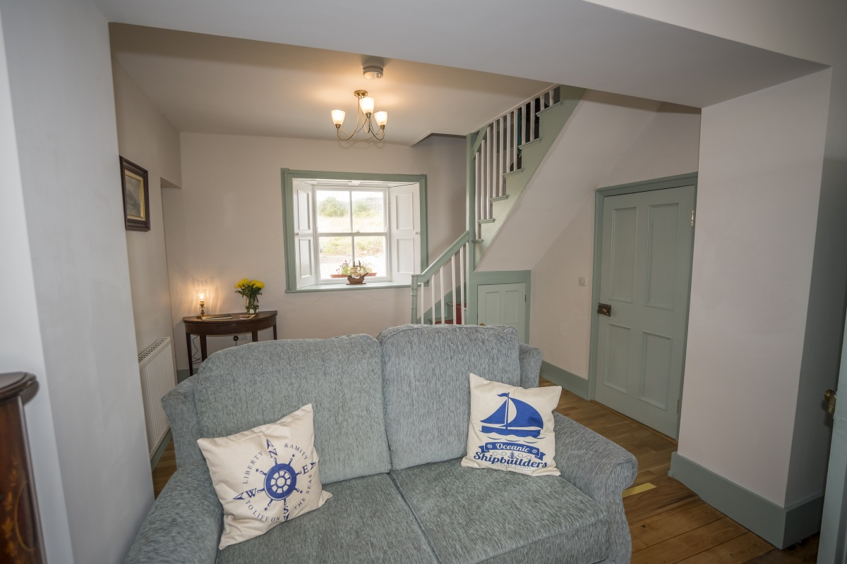 Lighthouse Bedroom Decor Ketch Lighthouse Keepers Cottage Holiday Home In County Down